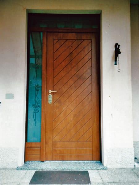 Porta di sicurezza monza brianza desio costo montaggio - Costo serratura porta ...