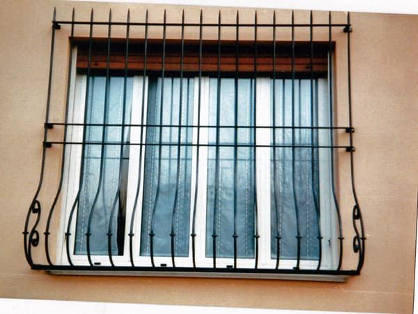 Inferriate di sicurezza Monza Brianza Sesto San Giovanni – Grate per finestre costo