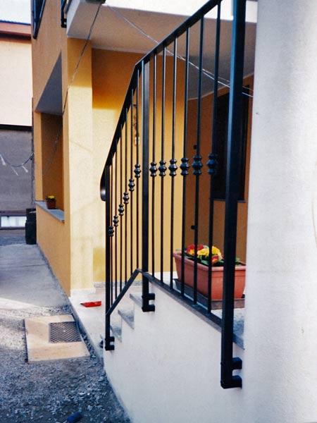 Ringhiere per Scale Monza Brianza Melzo – Parapetti balaustre ...