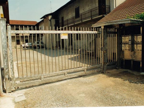 Cancello-moderno-Monza-brianza
