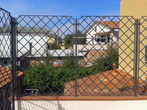 Realizzazione-recinzioni-in-acciaio-Sesto-san-giovanni